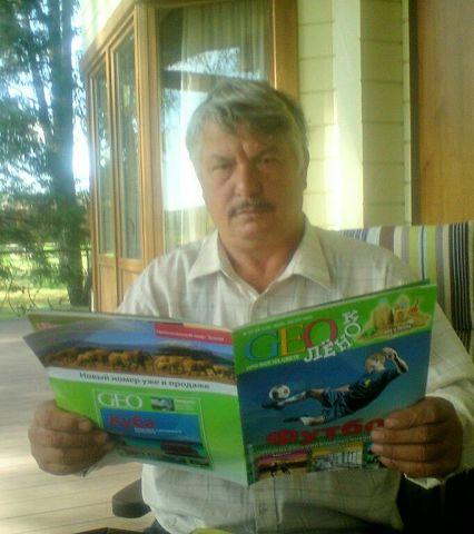 МурАТ, Россия, Кремёнки, 59 лет