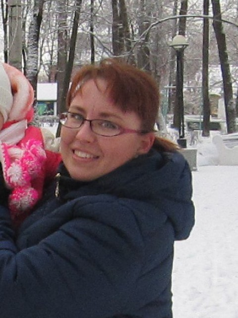 ольга, Россия, Серпухов, 35 лет