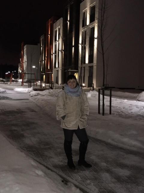 Ирина, Россия, Воскресенск, 47 лет