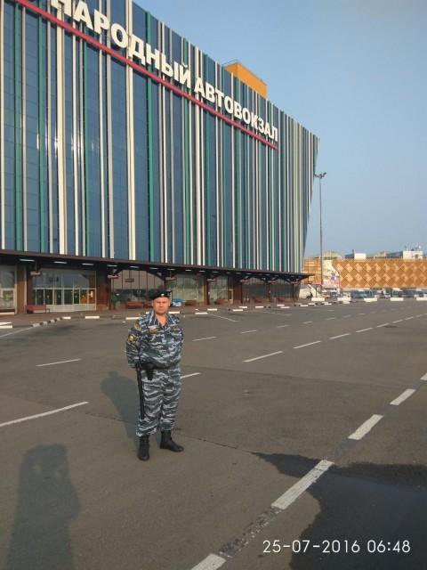 Андрей Бунов, Россия, Зарайск, 52 года