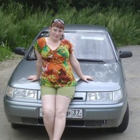 Евгения Смирнова, Россия, Приволжск, 33 года
