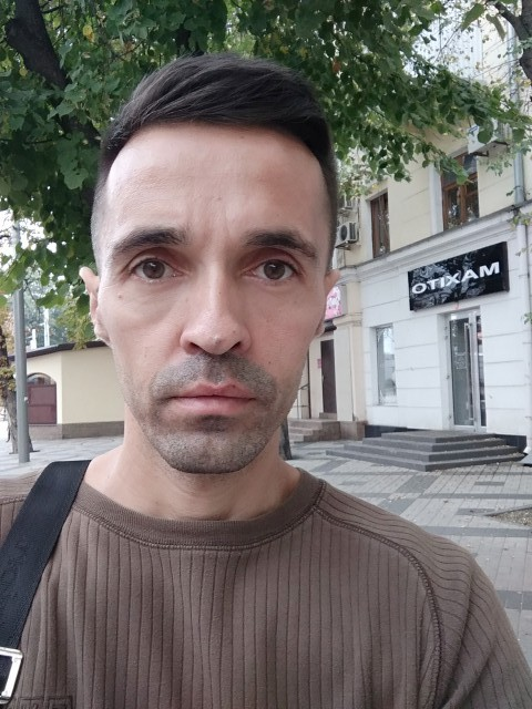 Алексей (неполное среднее), Россия, Краснодар, 40 лет