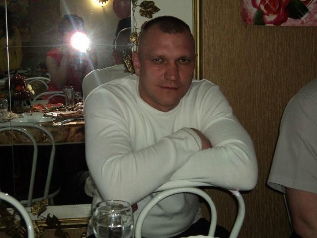 Алексей, Россия, Одинцовский район, 37 лет
