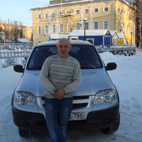 виктор сазонов, Россия, Коломна, 57 лет