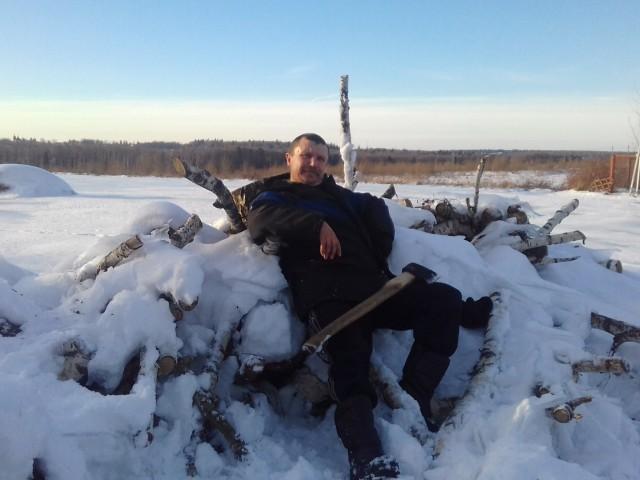 николай кувшинников, Россия, Истра, 48 лет