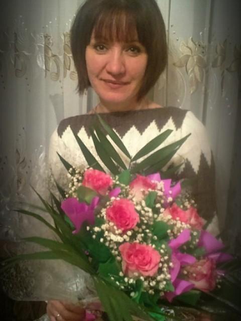 Наталья Синотова (Юрова), Россия, Белгород, 51 год