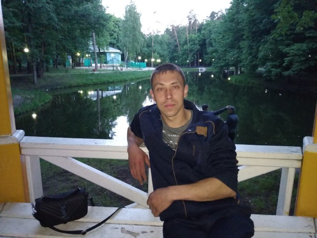 Алексей Адмакин, Россия, Красногорск, 30 лет