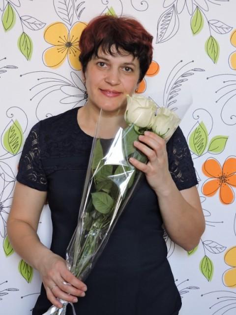 Елена, Россия, Усмань, 46 лет