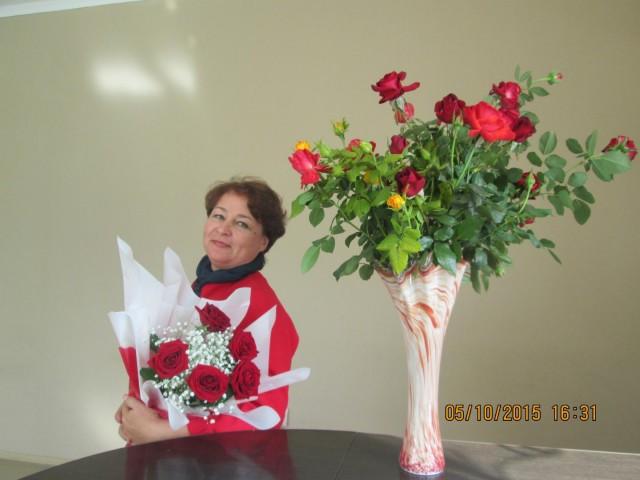 Марина, Россия, Уварово, 47 лет