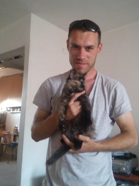 Денис, Израиль, Кирьят-Ата, 28 лет. Хочу найти Девушку для серёзных отношений