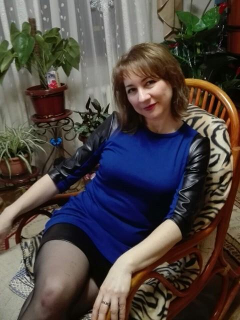Леночка, Россия, Краснознаменск, 47 лет