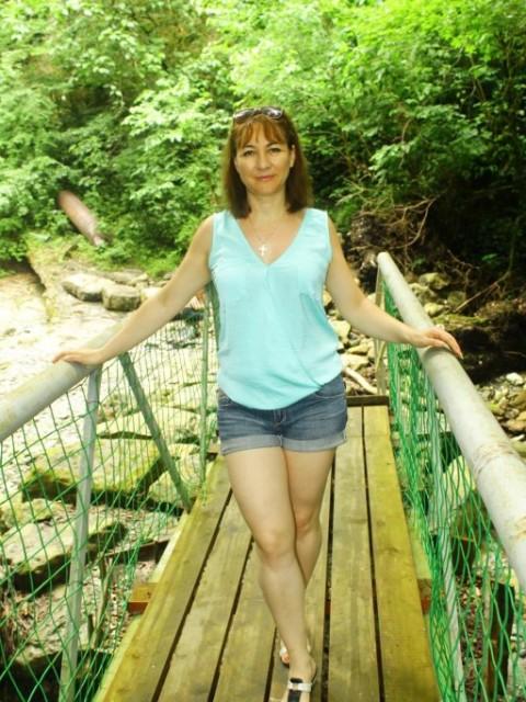 На мостике в Райском наслаждении