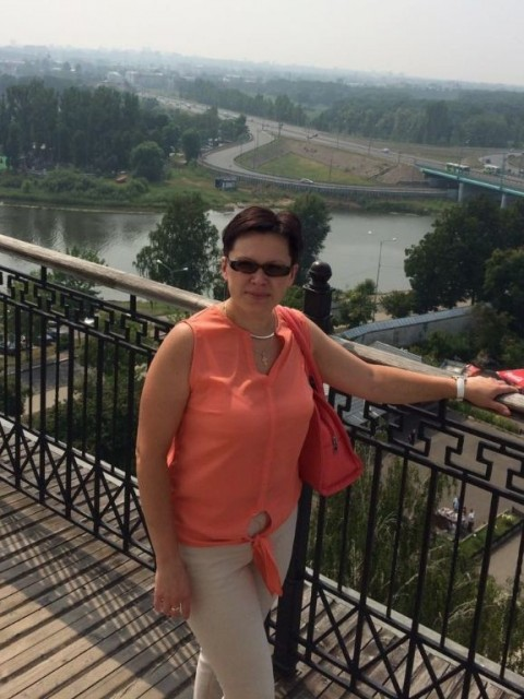 Наталья, Россия, Солнечногорск, 48 лет
