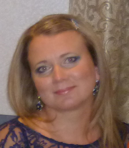 Светлана, Россия, Дубна, 44 года