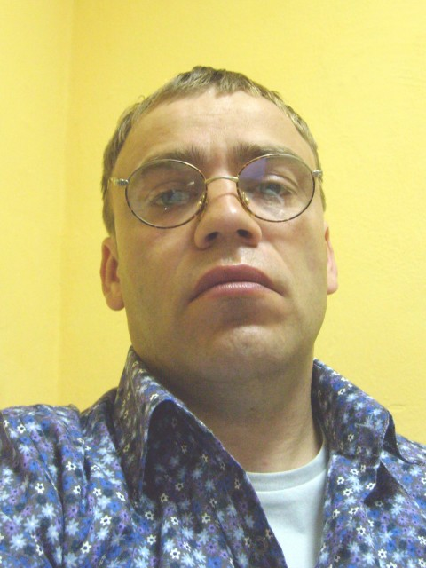 Серж, Россия, Электроугли, 44 года