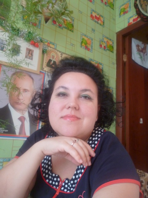 Марина, Россия, Электрогорск, 40 лет