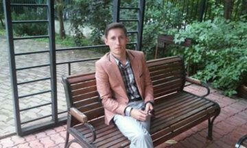 Жека Магдин, Россия, Елец, 30 лет