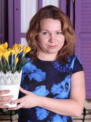 Майя, Россия, Сергиев Посад, 41 год