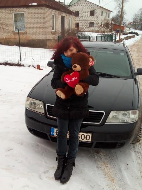 Снежана, Латвия, Лудза, 28 лет