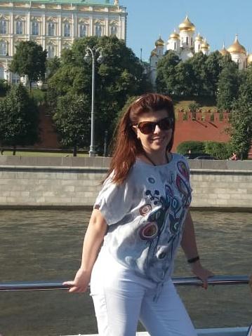 Ирина, Россия, Москва. Фото на сайте ГдеПапа.Ру