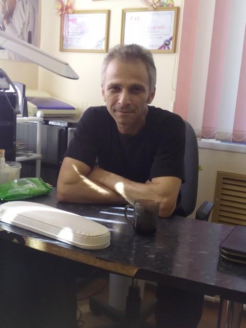Алексей, Россия, ст. Ленинградская, 50 лет, 2 ребенка. Хочу познакомиться