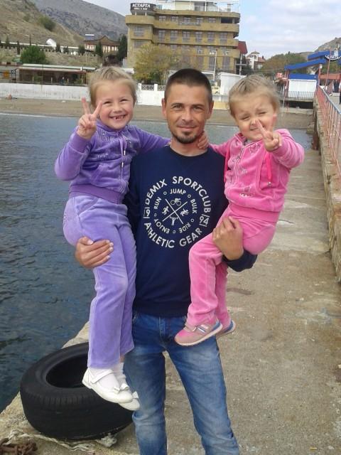 Серега, Россия, Симферополь, 32 года. Познакомлюсь с девушкой для создания семьи, если есть ребенок будет только в радость)