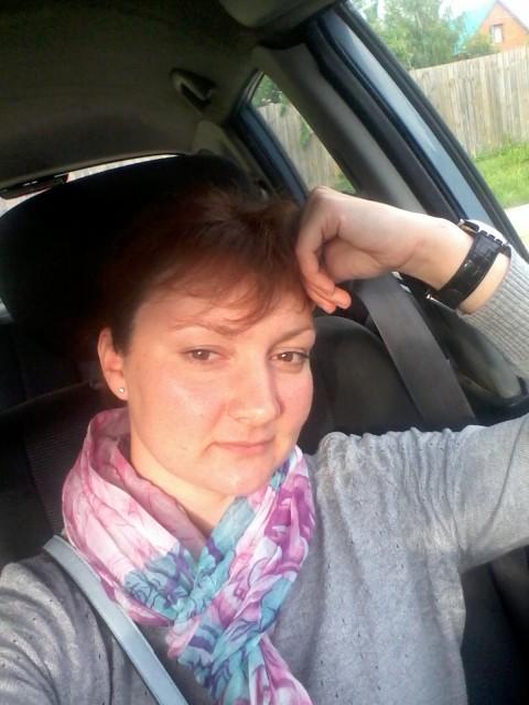 Ольга, Россия, Яхрома, 35 лет