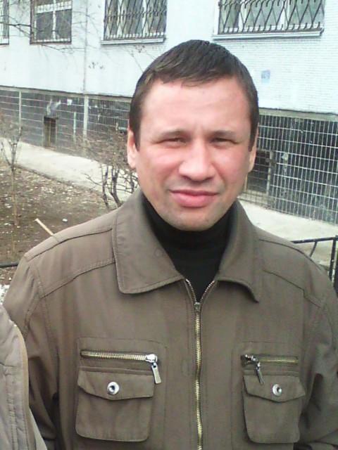 Валерий Нарежний, Россия, Тольятти, 40 лет