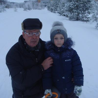 Юрий Голубев, Россия, Родники, 73 года