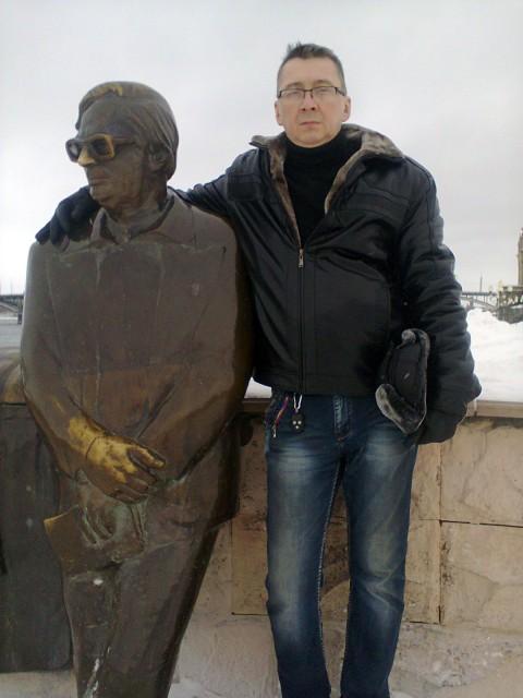 Евгений, Россия, Рыбинск, 49 лет. Хочу найти человека, который будет рядом, о котором я буду заботиться и любить
