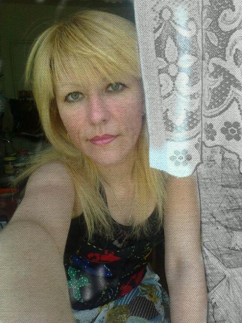 Марина, Россия, Унеча, 44 года