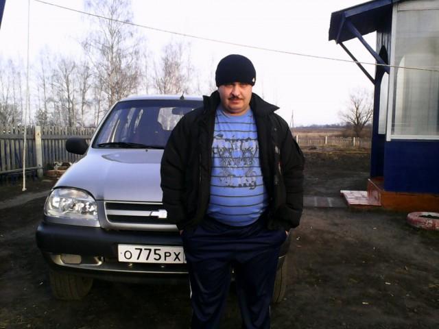 Дмитрий Макаров, Россия, Белинский, 36 лет