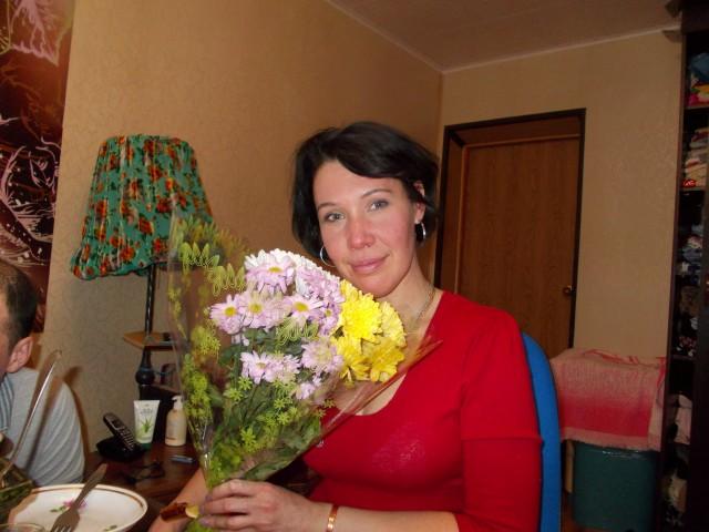 Ирина, Россия, Орехово-Зуево, 45 лет