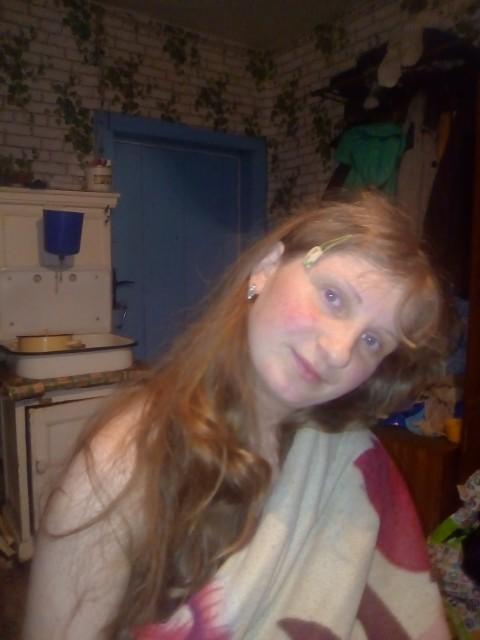 Наталья Голубева, Россия, Бежецк, 33 года