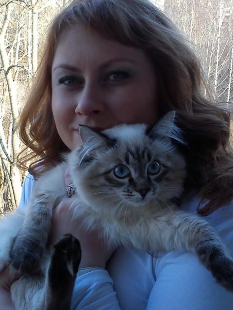 Ольга, Россия, Можга, 36 лет