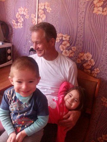 Владимир, Россия, Тимашевск, 55 лет