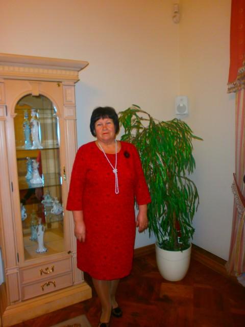 валентина галаганова, Россия, Бутурлиновка, 66 лет