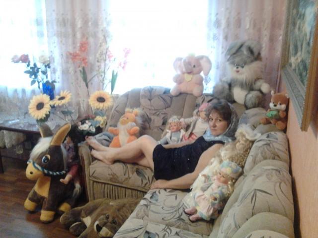 Марина, Россия, Каменск-Шахтинский, 50 лет