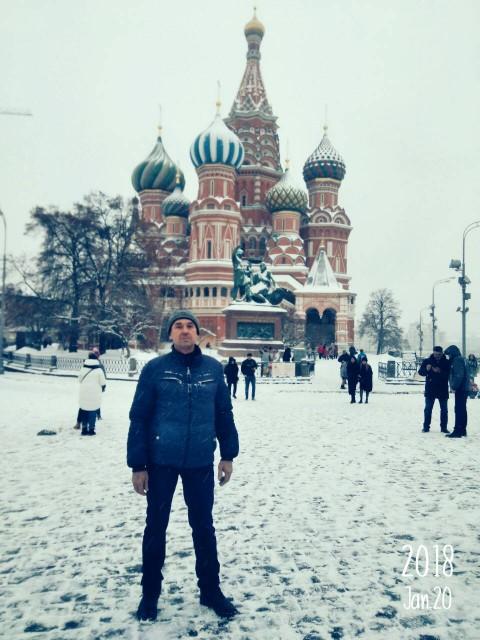 владимир, Россия, Москва. Фото на сайте ГдеПапа.Ру