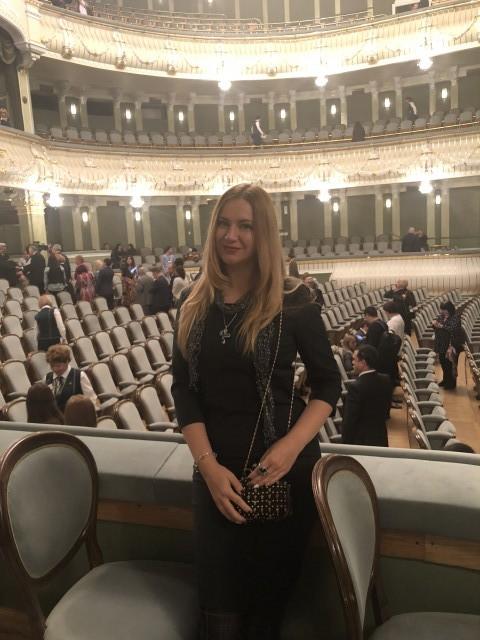 Анна, Россия, Москва. Фото на сайте ГдеПапа.Ру