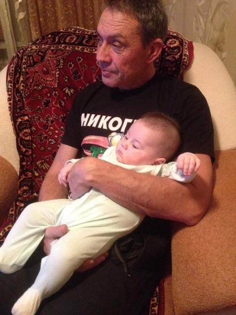 андрей, Россия, Киржач, 54 года