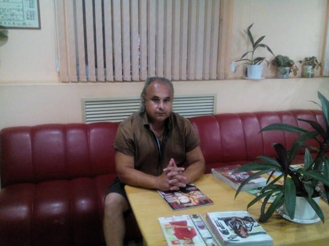 Олег, Россия, Туапсе, 53 года