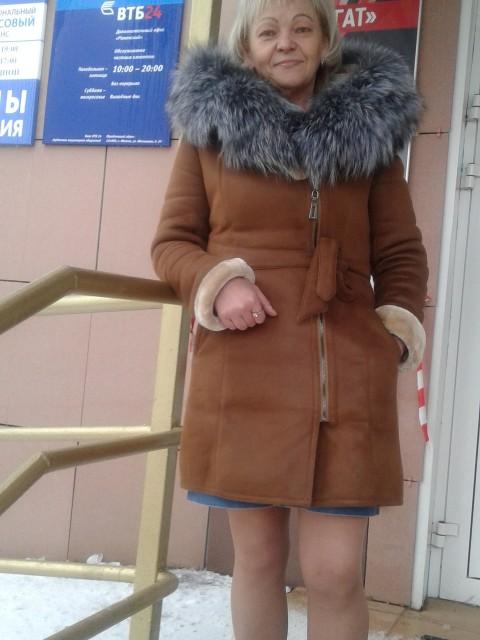 Светлана, Россия, Раменское, 56 лет