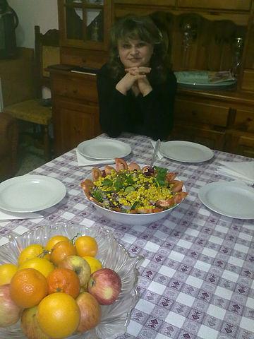 Сильвия, Россия, Истра, 49 лет
