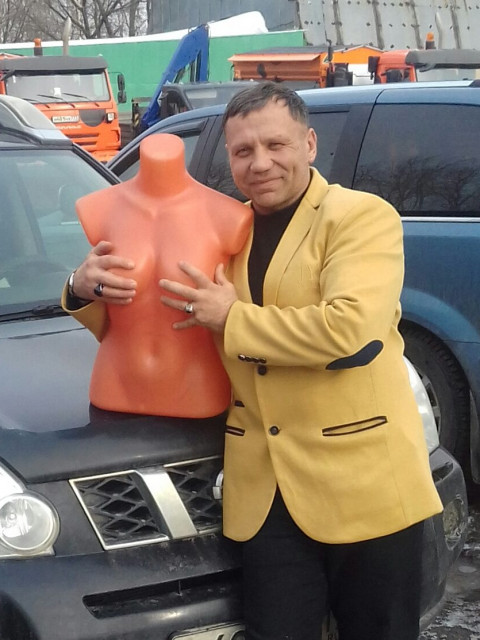 Игорь Лабунин, Россия, Москва. Фото на сайте ГдеПапа.Ру