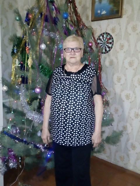 Татьяна, Россия, кущёвская, 70 лет
