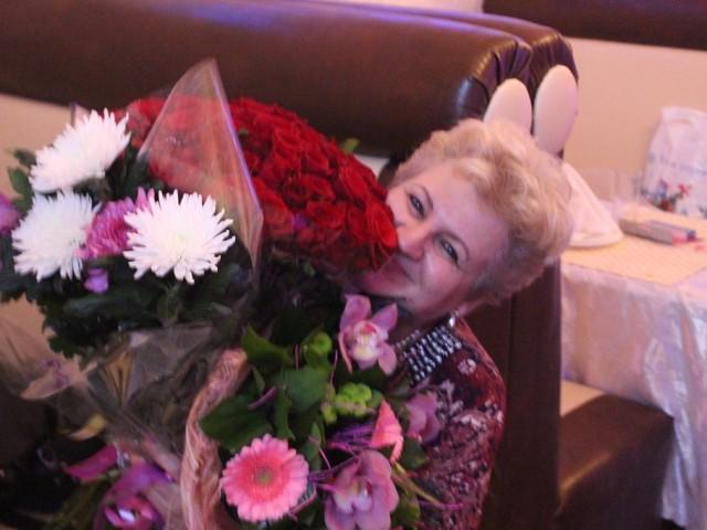 Галина, Россия, Пушкино, 56 лет