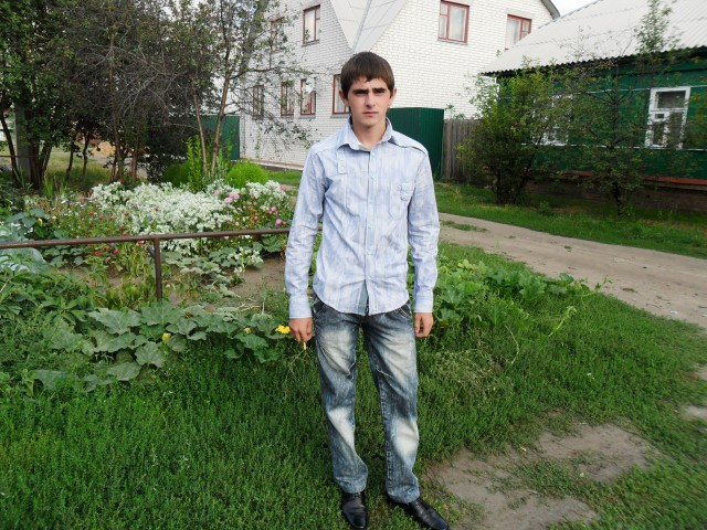 Колька, Россия, Борисоглебск, 29 лет