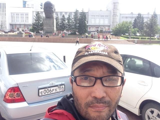 Июль 2018 года (поездка в Улан-Удэ и Иркутск на своем чоппере)