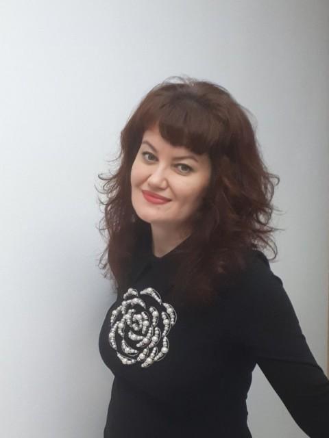 Елена, Россия, Москва, 45 лет